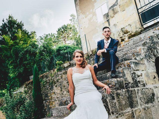 Le mariage de Julien et Laura à Bordeaux, Gironde 108