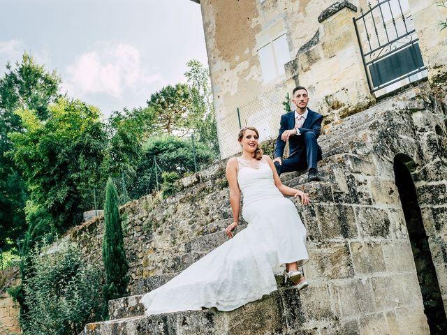 Le mariage de Julien et Laura à Bordeaux, Gironde 109