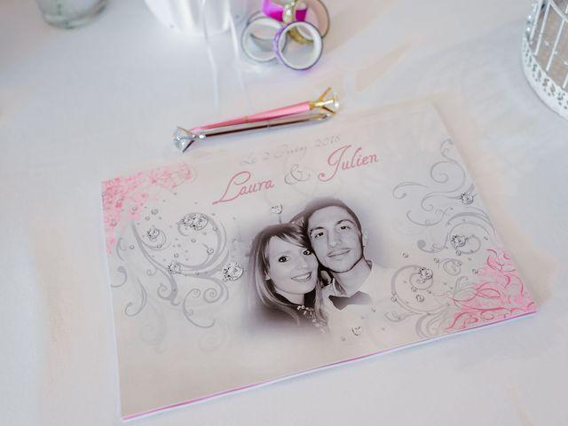 Le mariage de Julien et Laura à Bordeaux, Gironde 122
