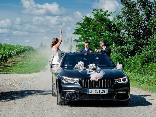 Le mariage de Julien et Laura à Bordeaux, Gironde 138