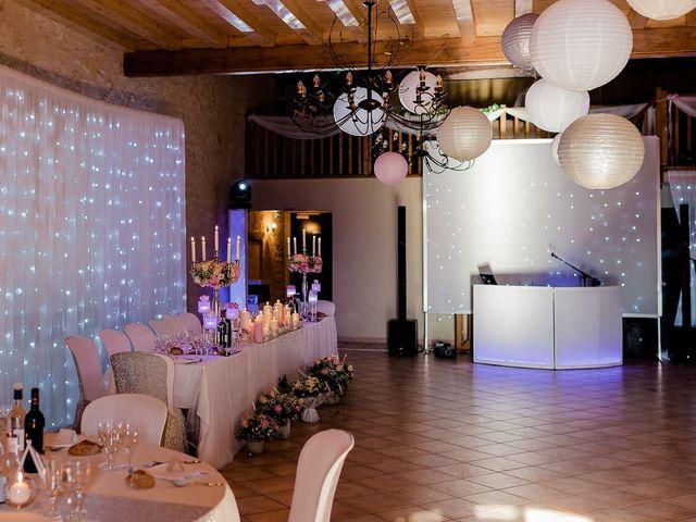 Le mariage de Julien et Laura à Bordeaux, Gironde 149