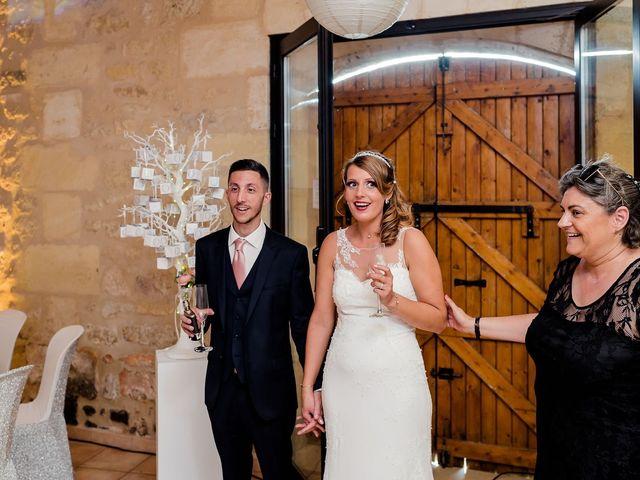 Le mariage de Julien et Laura à Bordeaux, Gironde 150