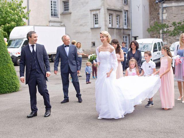 Le mariage de Jérémy et Daphné à Nantes, Loire Atlantique 3