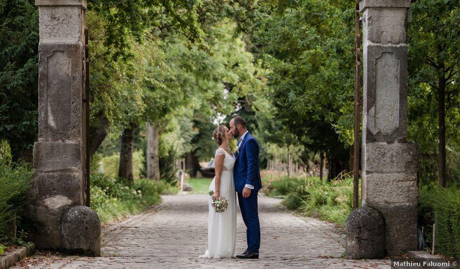 Le mariage de Matthieu et Amanda à Les Molières, Essonne