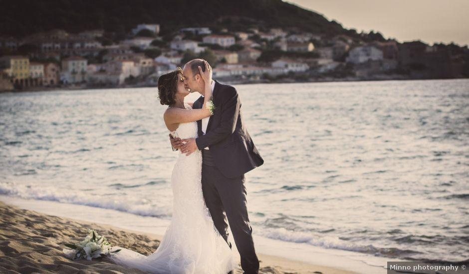 Le mariage de Andrea et Alice à Lumio, Corse