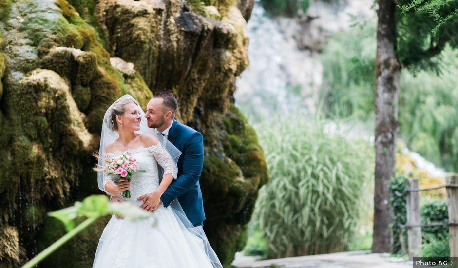 Le mariage de Denis et Caroline à Seyssins, Isère