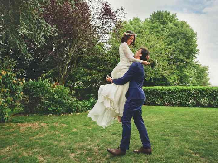 Le mariage de Olivia et Abdelkrim
