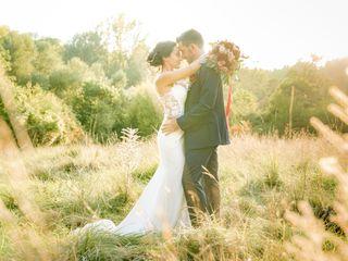 Le mariage de Stéphanie et Michaël
