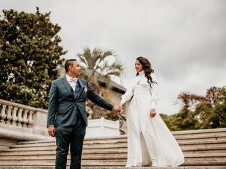 Le mariage de Miora et Andy