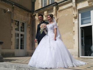 Le mariage de Catheline et Aguiar