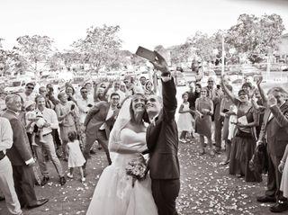Le mariage de Stephanie  et Jérôme