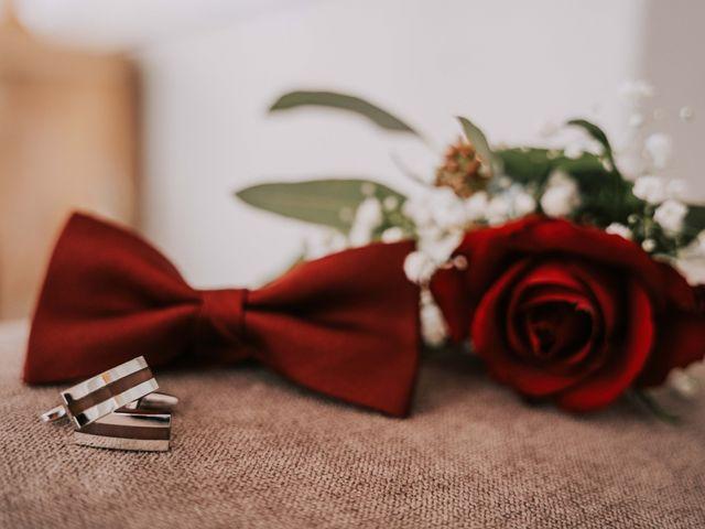 Le mariage de Michaël et Stéphanie à Montauroux, Var 9
