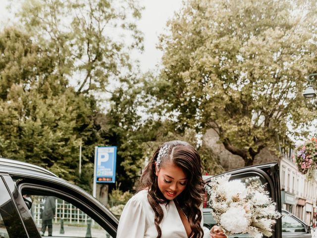 Le mariage de Andy et Miora à Bagneux, Hauts-de-Seine 7