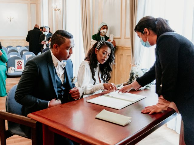 Le mariage de Andy et Miora à Bagneux, Hauts-de-Seine 10