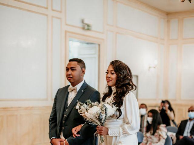 Le mariage de Andy et Miora à Bagneux, Hauts-de-Seine 11