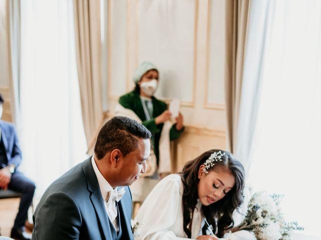 Le mariage de Andy et Miora à Bagneux, Hauts-de-Seine 12