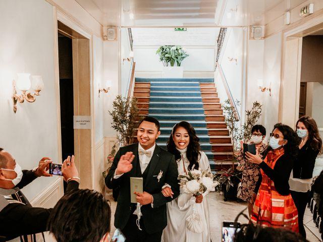 Le mariage de Andy et Miora à Bagneux, Hauts-de-Seine 13