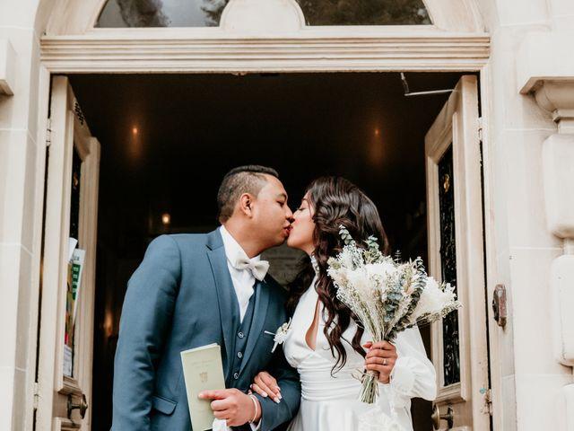 Le mariage de Andy et Miora à Bagneux, Hauts-de-Seine 14