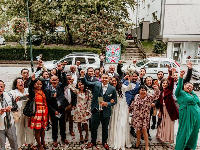 Le mariage de Andy et Miora à Bagneux, Hauts-de-Seine 15