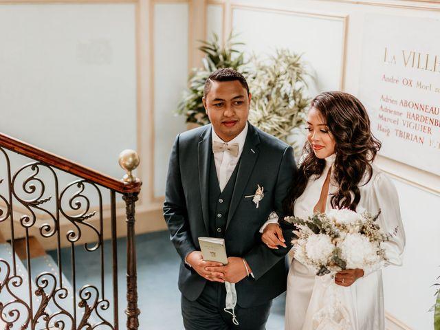 Le mariage de Andy et Miora à Bagneux, Hauts-de-Seine 16