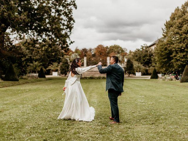Le mariage de Andy et Miora à Bagneux, Hauts-de-Seine 17