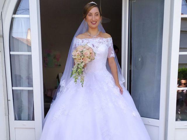Le mariage de Aguiar et Catheline à Royan, Charente Maritime 5