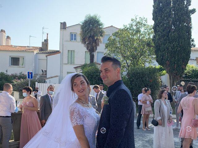 Le mariage de Aguiar et Catheline à Royan, Charente Maritime 42