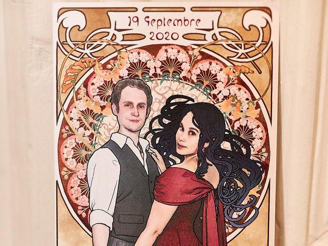 Le mariage de Quentin et Carmen à Choisel, Yvelines 5