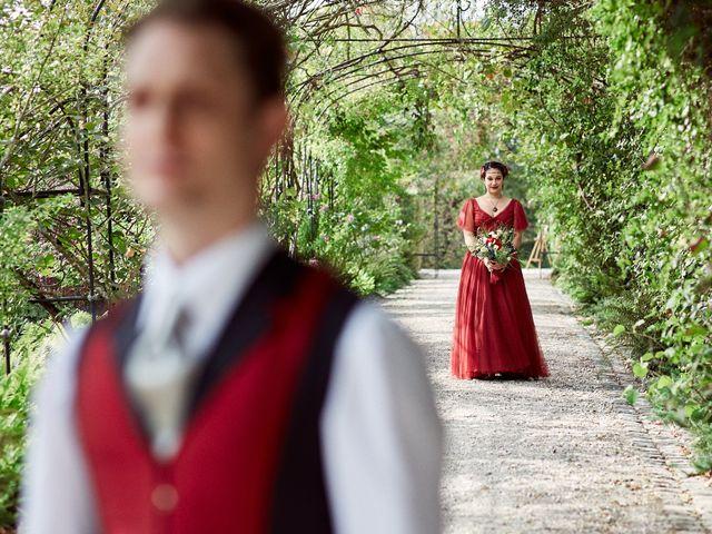 Le mariage de Quentin et Carmen à Choisel, Yvelines 40