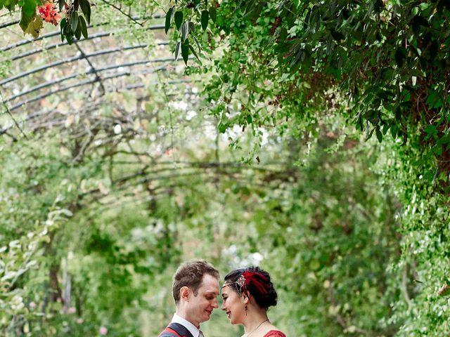 Le mariage de Quentin et Carmen à Choisel, Yvelines 41