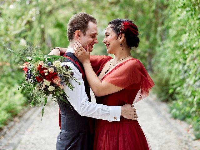 Le mariage de Quentin et Carmen à Choisel, Yvelines 42