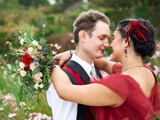 Le mariage de Quentin et Carmen à Choisel, Yvelines 43