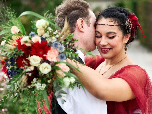 Le mariage de Quentin et Carmen à Choisel, Yvelines 44