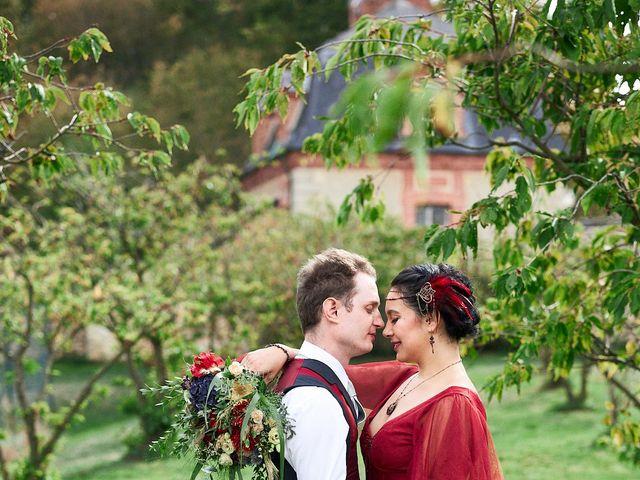 Le mariage de Quentin et Carmen à Choisel, Yvelines 46
