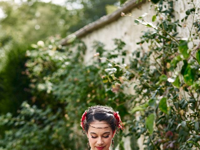 Le mariage de Quentin et Carmen à Choisel, Yvelines 47