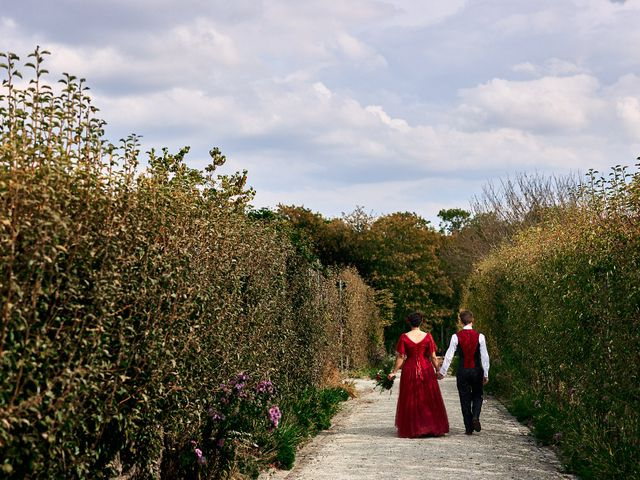 Le mariage de Quentin et Carmen à Choisel, Yvelines 53