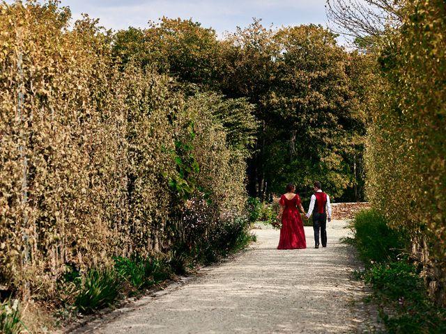 Le mariage de Quentin et Carmen à Choisel, Yvelines 54