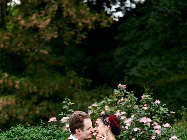 Le mariage de Quentin et Carmen à Choisel, Yvelines 55