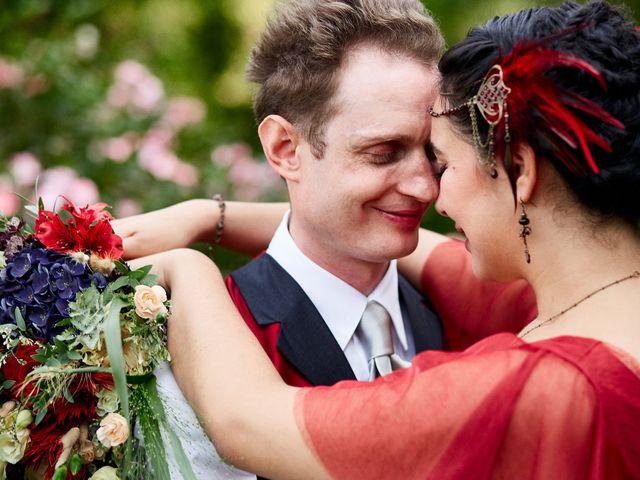 Le mariage de Quentin et Carmen à Choisel, Yvelines 57
