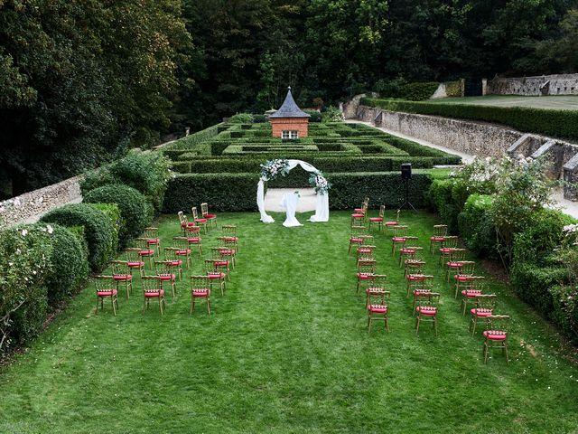 Le mariage de Quentin et Carmen à Choisel, Yvelines 59
