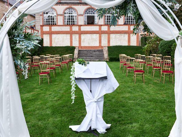 Le mariage de Quentin et Carmen à Choisel, Yvelines 60