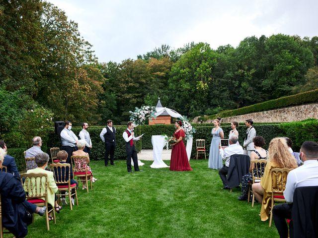 Le mariage de Quentin et Carmen à Choisel, Yvelines 64