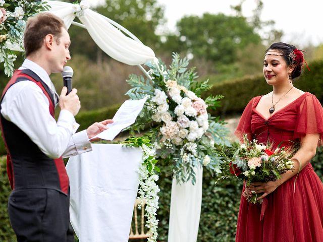 Le mariage de Quentin et Carmen à Choisel, Yvelines 65