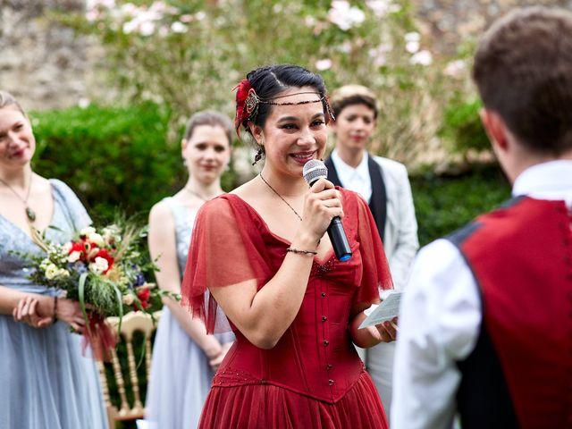 Le mariage de Quentin et Carmen à Choisel, Yvelines 66