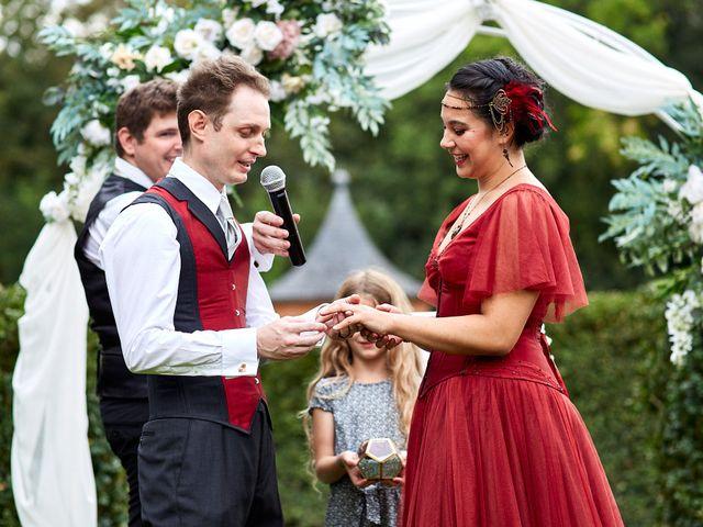 Le mariage de Quentin et Carmen à Choisel, Yvelines 67