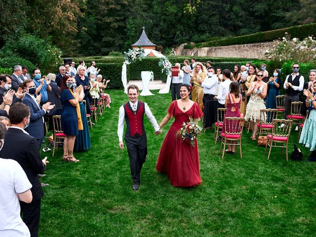 Le mariage de Quentin et Carmen à Choisel, Yvelines 68