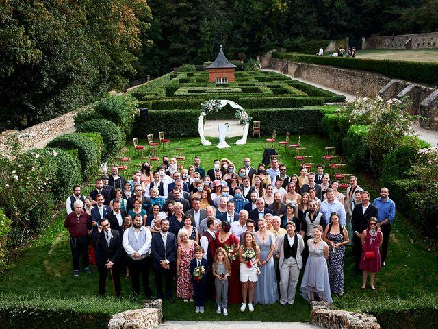 Le mariage de Quentin et Carmen à Choisel, Yvelines 70