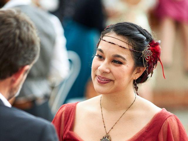 Le mariage de Quentin et Carmen à Choisel, Yvelines 82