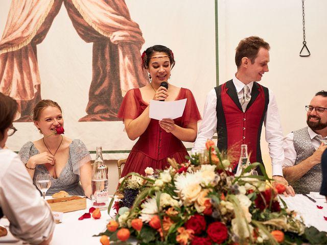 Le mariage de Quentin et Carmen à Choisel, Yvelines 87