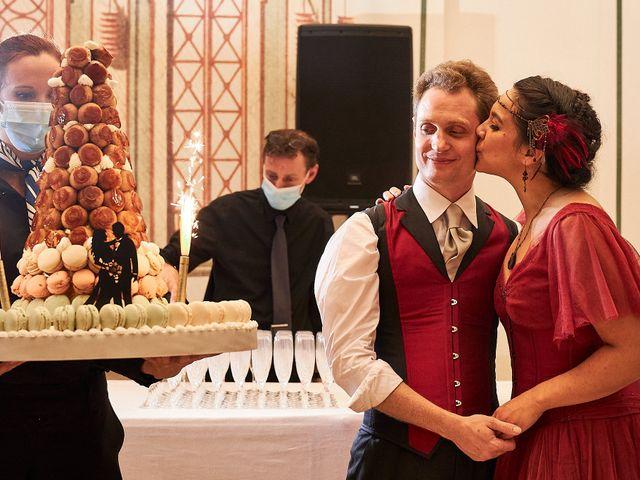 Le mariage de Quentin et Carmen à Choisel, Yvelines 91